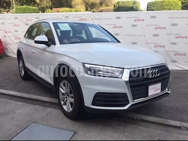 Audi Q5 45 TFSI Dynamic  usado (2019) color Blanco Ibis precio $605,000