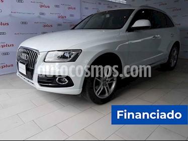 Audi Q5 2.0L T Elite usado (2017) color Blanco precio $286,747