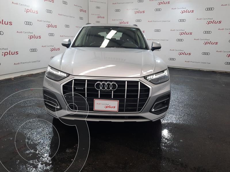 Foto Audi Q5 2.0T Select  usado (2021) color Plata Metalico precio $1,017,000