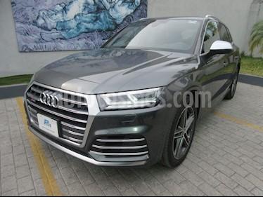 Foto Audi Q5 SQ5 3.0L T (354 hp) usado (2019) color Gris precio $910,000