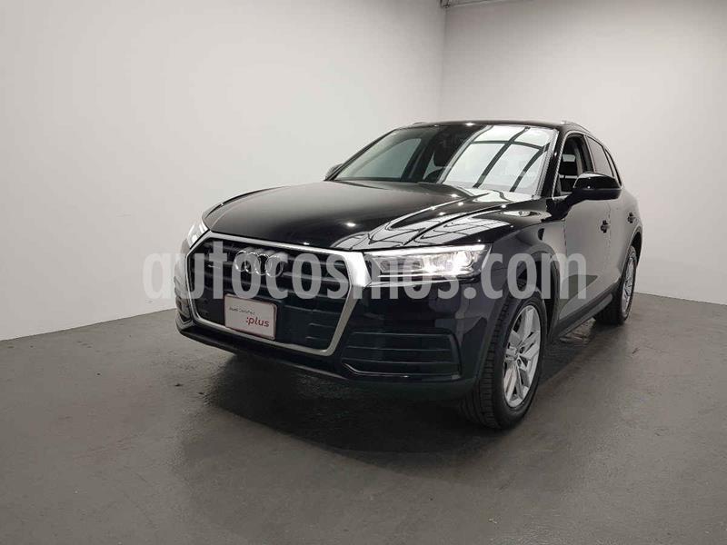 Audi Q5 2.0L T Dynamic  usado (2018) color Negro precio $509,000