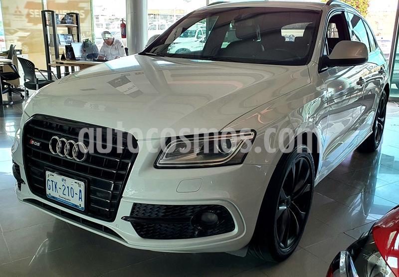Audi Q5 SQ5 3.0L T (354 hp) usado (2014) color Blanco precio $400,000
