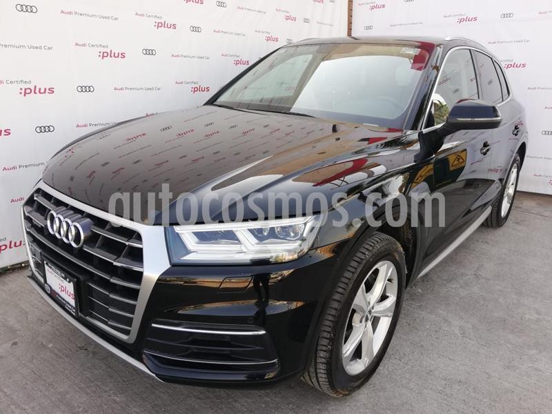 Audi Q5 2.0L T Elite usado (2018) color Negro precio $630,000