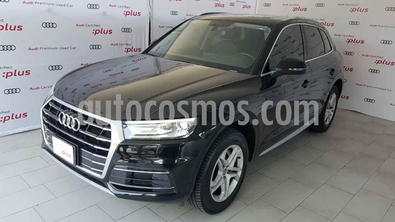 Audi Q5 2.0L T Select usado (2018) color Negro precio $550,000