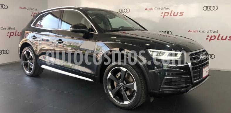 Foto Audi Q5 45 TFSI Elite usado (2018) color Negro precio $575,000