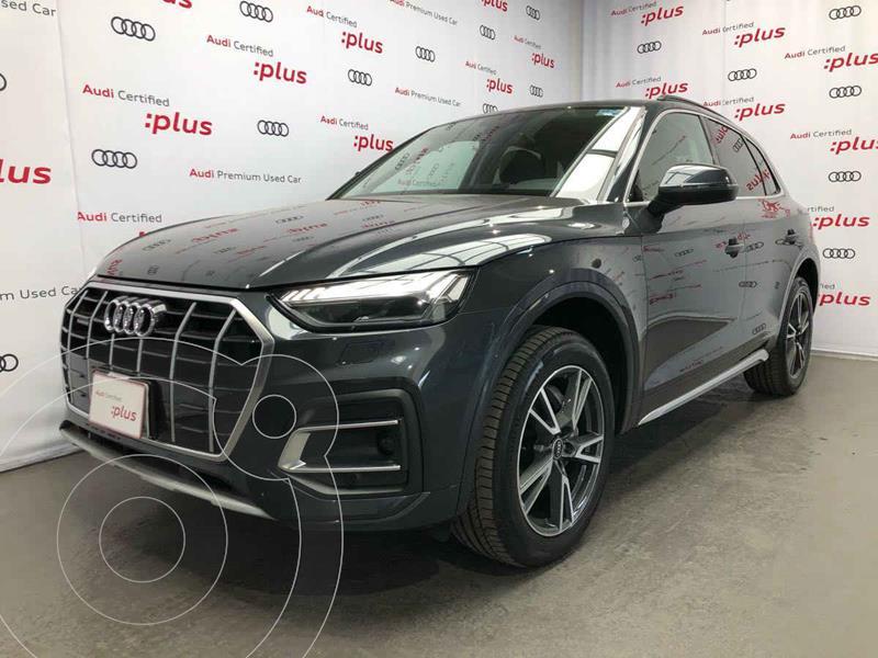 Foto Audi Q5 2.0L T Elite usado (2021) color Gris precio $1,020,000