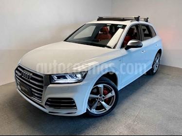 Audi Q5 SQ5 3.0L T (354 hp) usado (2018) color Blanco precio $770,000