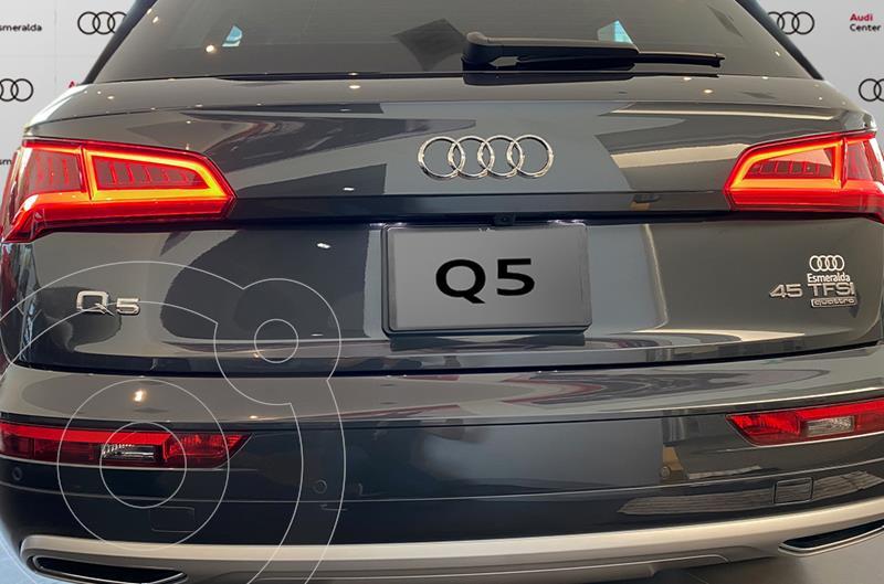 Foto Audi Q5 2.0T Elite  nuevo color Plata Metalico financiado en mensualidades(enganche $213,980)