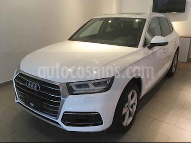 Audi Q5 5p Elite L4/2.0/T Aut usado (2019) color Blanco precio $689,000