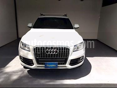 Audi Q5 3.0L TDI Elite usado (2016) color Blanco precio $508,000