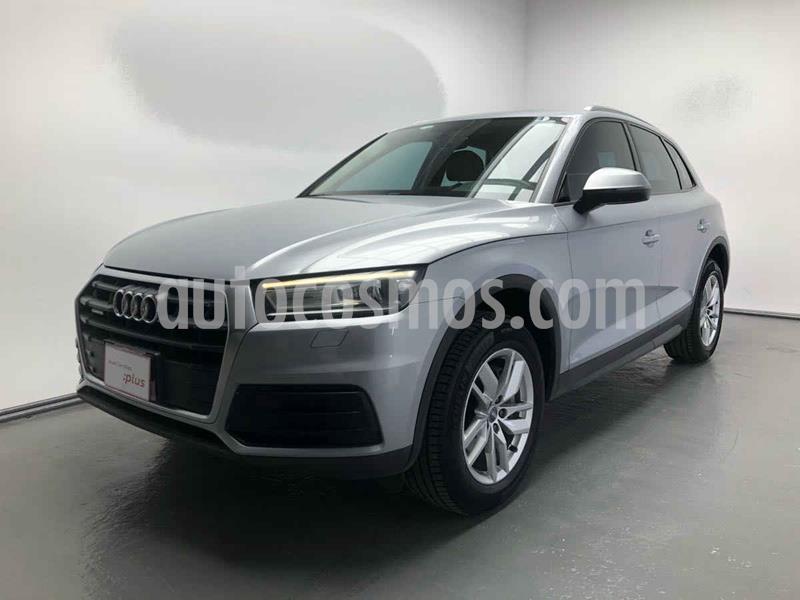 Audi Q5 2.0L T Dynamic  usado (2018) color Plata precio $520,000