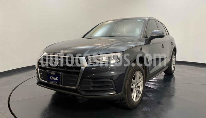 Audi Q5 2.0L T Dynamic  usado (2018) color Gris precio $514,999