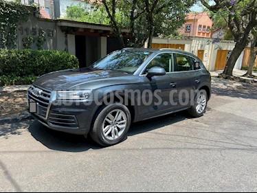 Audi Q5 2.0L T Dynamic  usado (2018) color Gris Oscuro precio $450,000