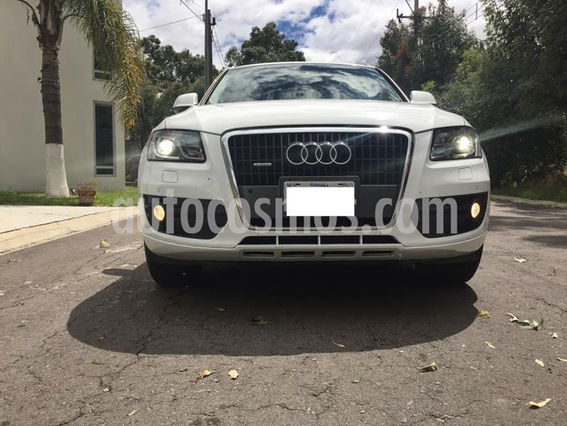 Audi Q5 2.0L T FSI Luxury usado (2010) color Blanco precio $150,000