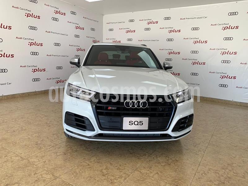 Audi Q5 SQ5 3.0L T (354 hp) usado (2020) color Blanco precio $1,153,907