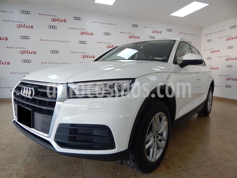 Audi Q5 2.0L T Dynamic  usado (2018) color Blanco precio $510,000