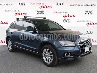 Audi Q5 5p Luxury L4/2.0/T Aut usado (2016) color Azul precio $400,000