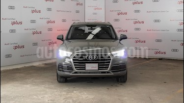 Foto Audi Q5 2.0L T Select usado (2019) color Gris precio $774,712