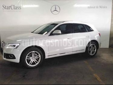 Audi Q5 5p Elite V6/3.0/T Aut usado (2016) color Blanco precio $449,000