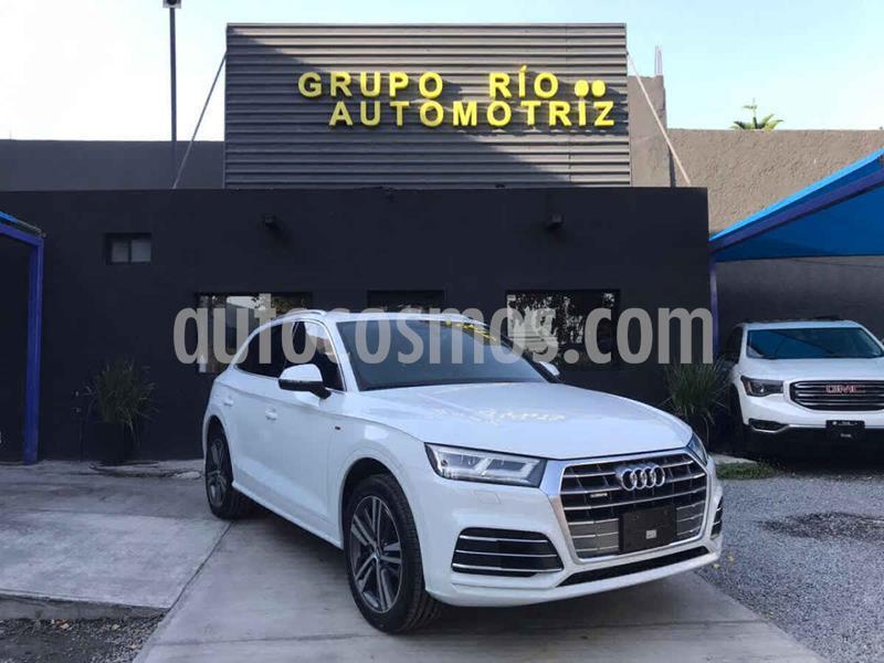Audi Q5 2.0L T S Line usado (2019) color Blanco precio $730,000