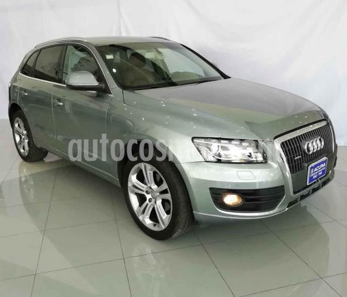 Audi Q5 2.0L T FSI Elite usado (2011) color Plata precio $229,000