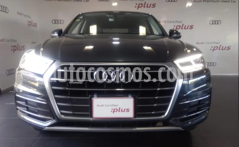 Audi Q5 45 TFSI Elite usado (2018) color Gris precio $570,000