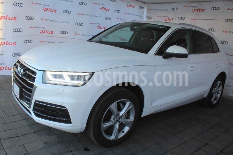 Audi Q5 2.0L T FSI Elite usado (2019) color Blanco precio $610,000