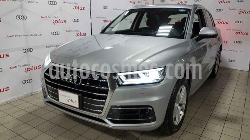 Audi Q5 2.0L T Select usado (2019) color Plata precio $865,000