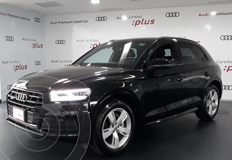 Foto Audi Q5 2.0L T FSI Security usado (2020) color Negro precio $1,584,621