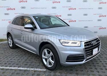 Audi Q5 2.0L T Elite usado (2018) color Plata precio $570,001