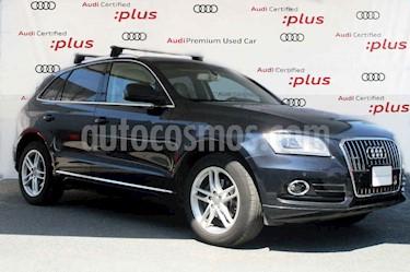 Audi Q5 5p Elite L4/2.0/T Aut usado (2014) color Azul precio $330,000