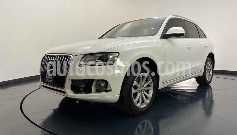 Audi Q5 2.0L T FSI Luxury usado (2013) color Blanco precio $264,999