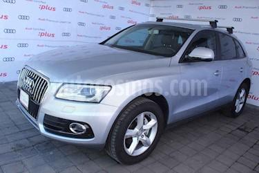 Audi Q5 5p Trendy L4/2.0/T Aut usado (2017) color Plata precio $425,000