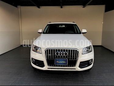Foto Audi Q5 2.0L T Elite usado (2017) color Blanco precio $463,000