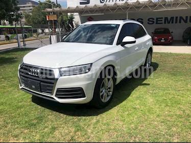 Audi Q5 2.0L T Dynamic  usado (2018) color Blanco precio $545,000