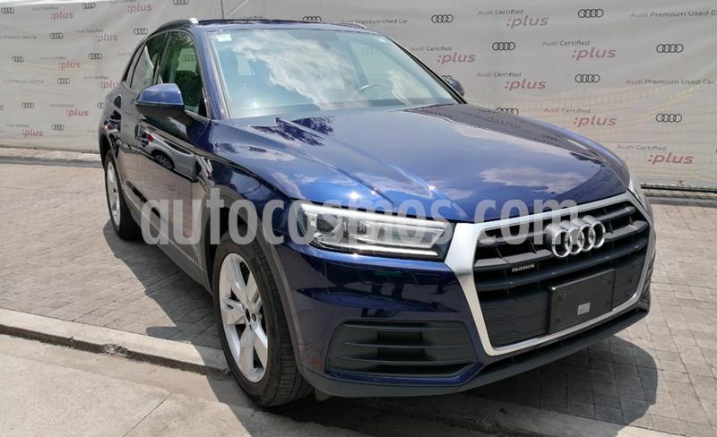 Audi Q5 2.0L T Dynamic  usado (2019) color Azul precio $560,000