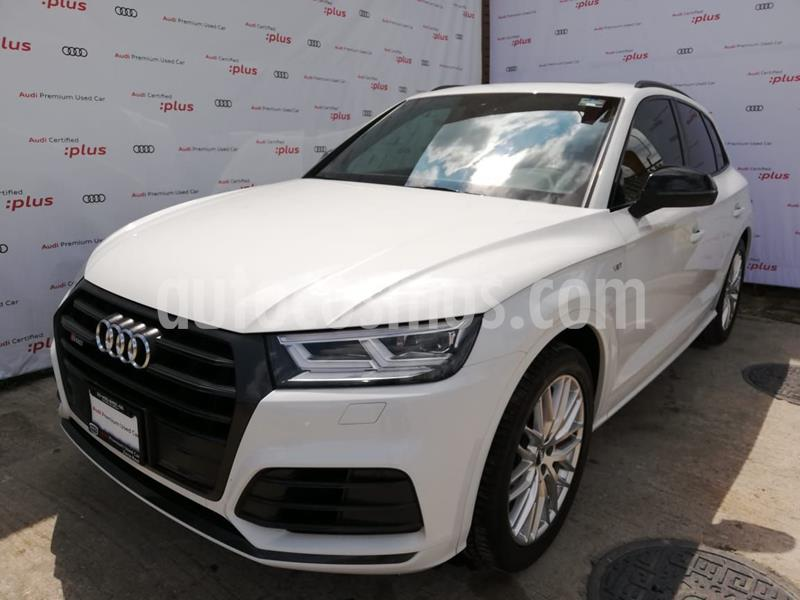 Audi Q5 SQ5 3.0L T (354 hp) usado (2018) color Blanco precio $779,000