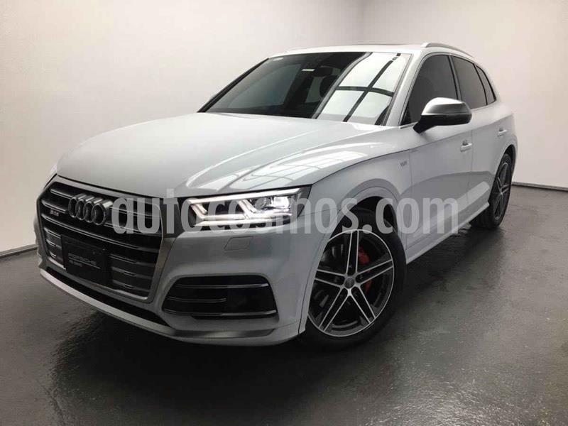 Foto Audi Q5 3.0 TFSI Luxury usado (2018) color Blanco precio $775,000