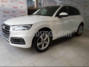 Audi Q5 5p Elite L4/2.0/T Aut usado (2018) color Blanco precio $635,000