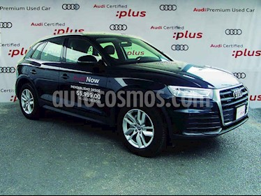 Audi Q5 5p 45 TFSI Dynamic quattro usado (2020) color Azul precio $640,000