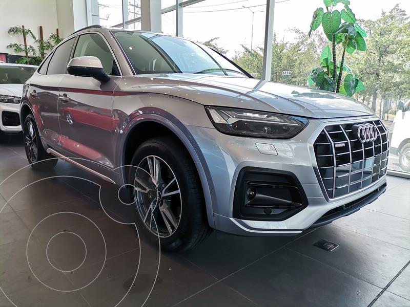 Foto Audi Q5 SB 45 TFSI Elite nuevo color Plata Metalico precio $1,182,300