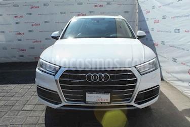 Audi Q5 5p Select L4/2.0/T Aut usado (2018) color Blanco precio $570,000