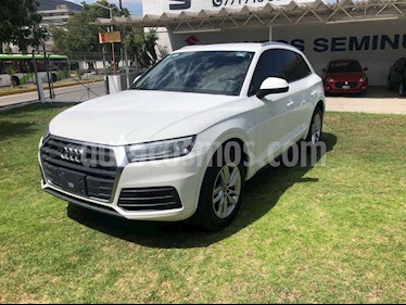 Audi Q5 5p Dynamic L4/2.0/T Aut usado (2018) color Blanco precio $548,000