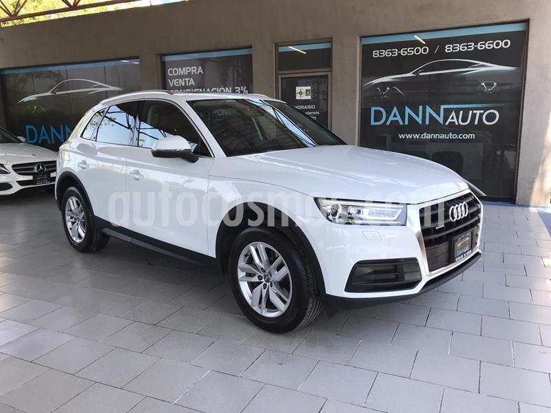 Audi Q5 2.0L T Select usado (2018) color Blanco precio $599,000
