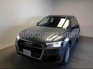 Audi Q5 5p 45 TFSI Dynamic quattro usado (2020) color Gris precio $625,000