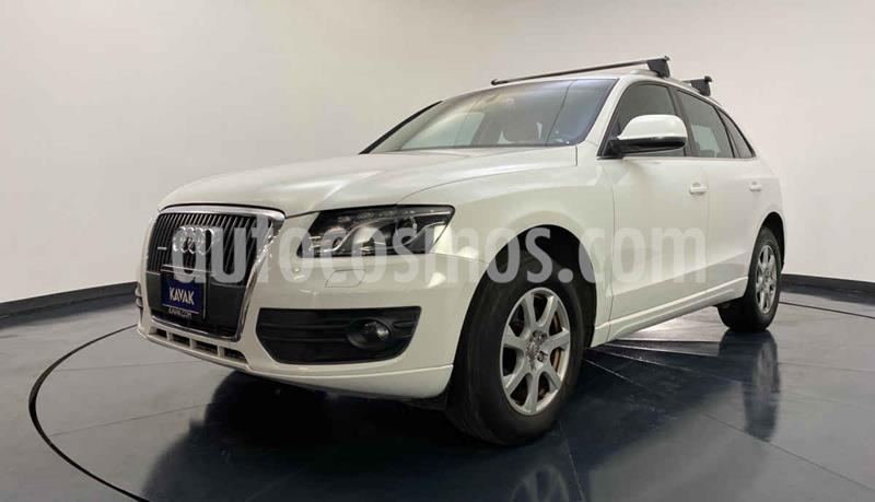 Audi Q5 3.0L TDI Elite usado (2012) color Blanco precio $242,999