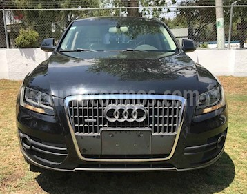 Audi Q5 2.0L T FSI Trendy usado (2010) color Negro precio $187,010