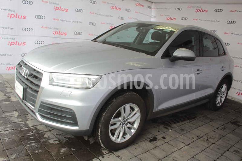 Audi Q5 2.0L T Dynamic  usado (2018) color Plata precio $495,000