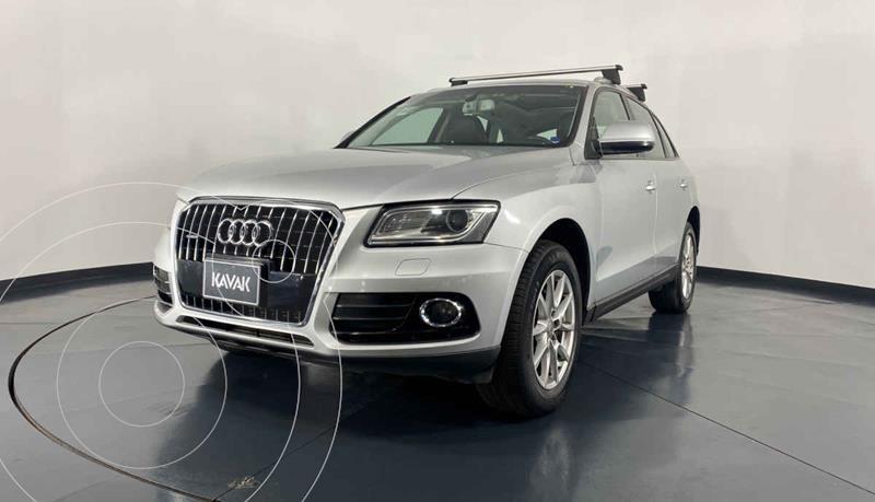 Foto Audi Q5 2.0L T FSI Trendy usado (2013) color Plata precio $277,999