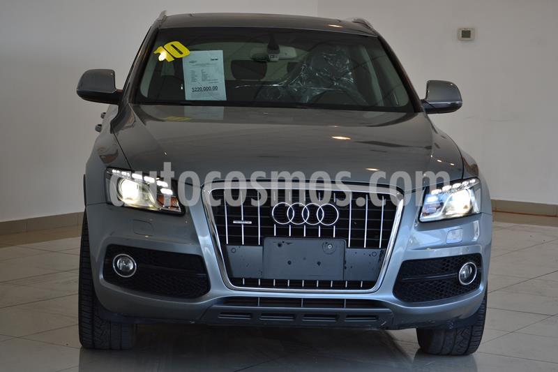 Foto Audi Q5 2.0L T Dynamic  usado (2010) color Plata precio $220,000